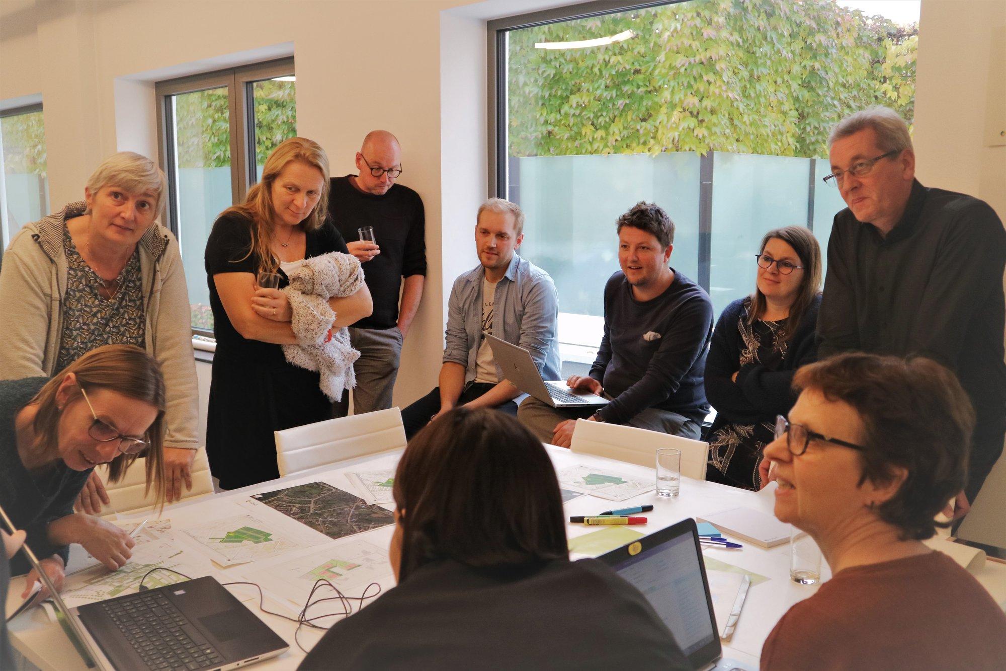 Het Lokaal Atrium: gedeelde passie voor omgeving in onze regio