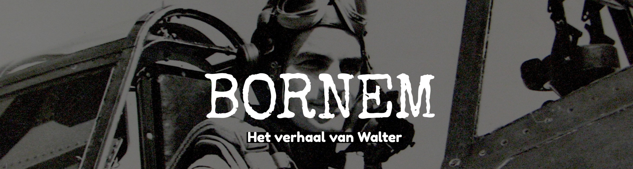 Oorlogsverhalen, het verhaal van Walter, Bornem