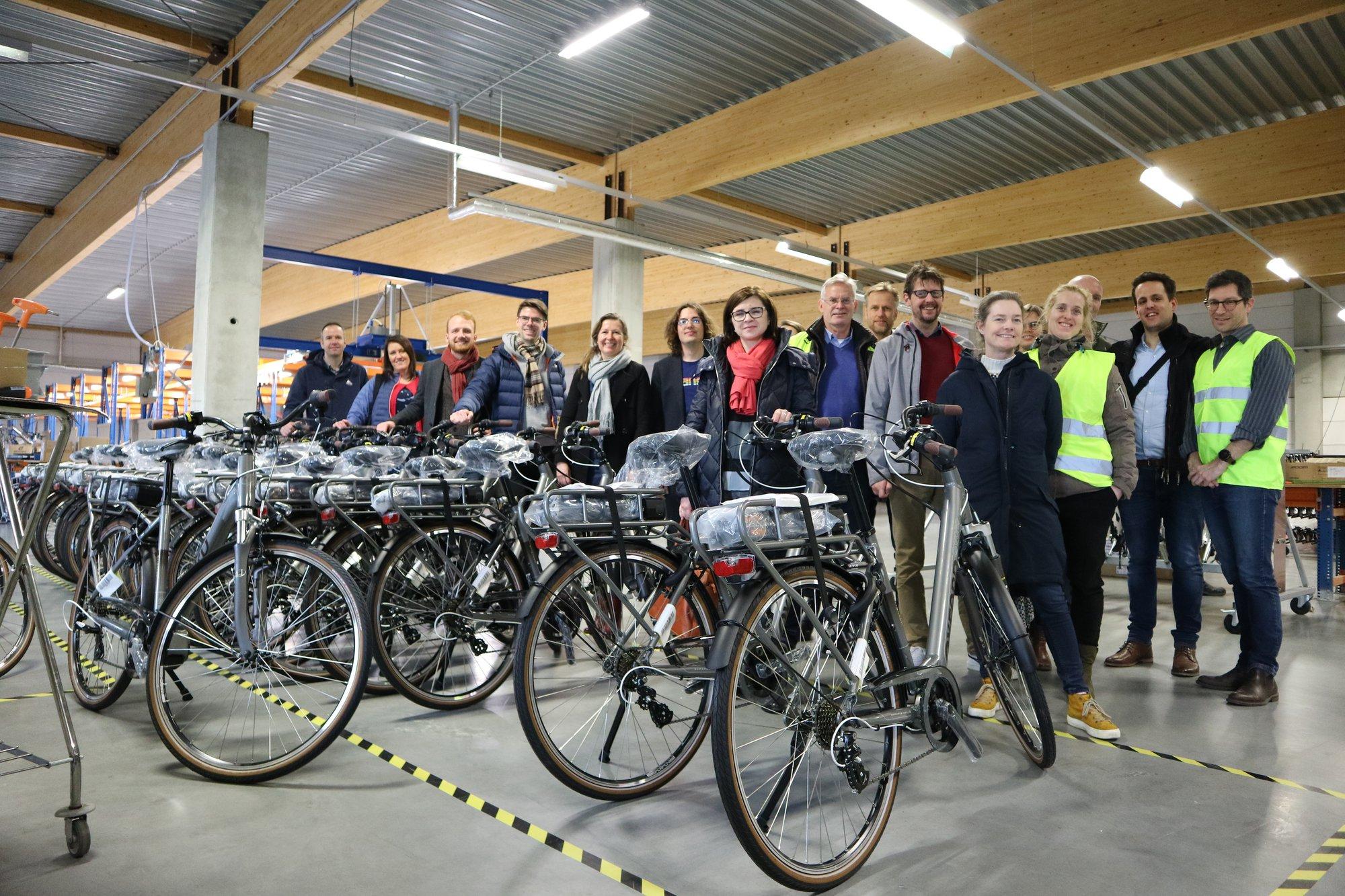 Duurzame mobiliteit ook in landelijke gebieden nodig