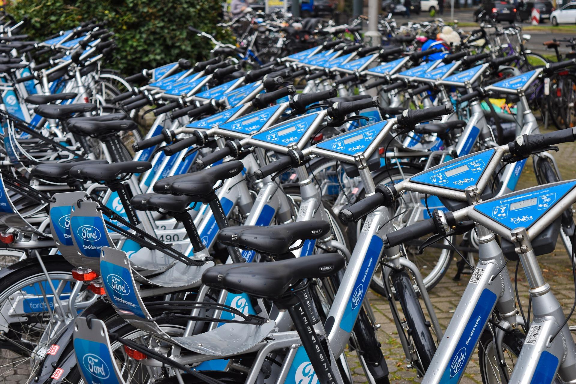 Regionaal fietsdelen in regio Rivierenland