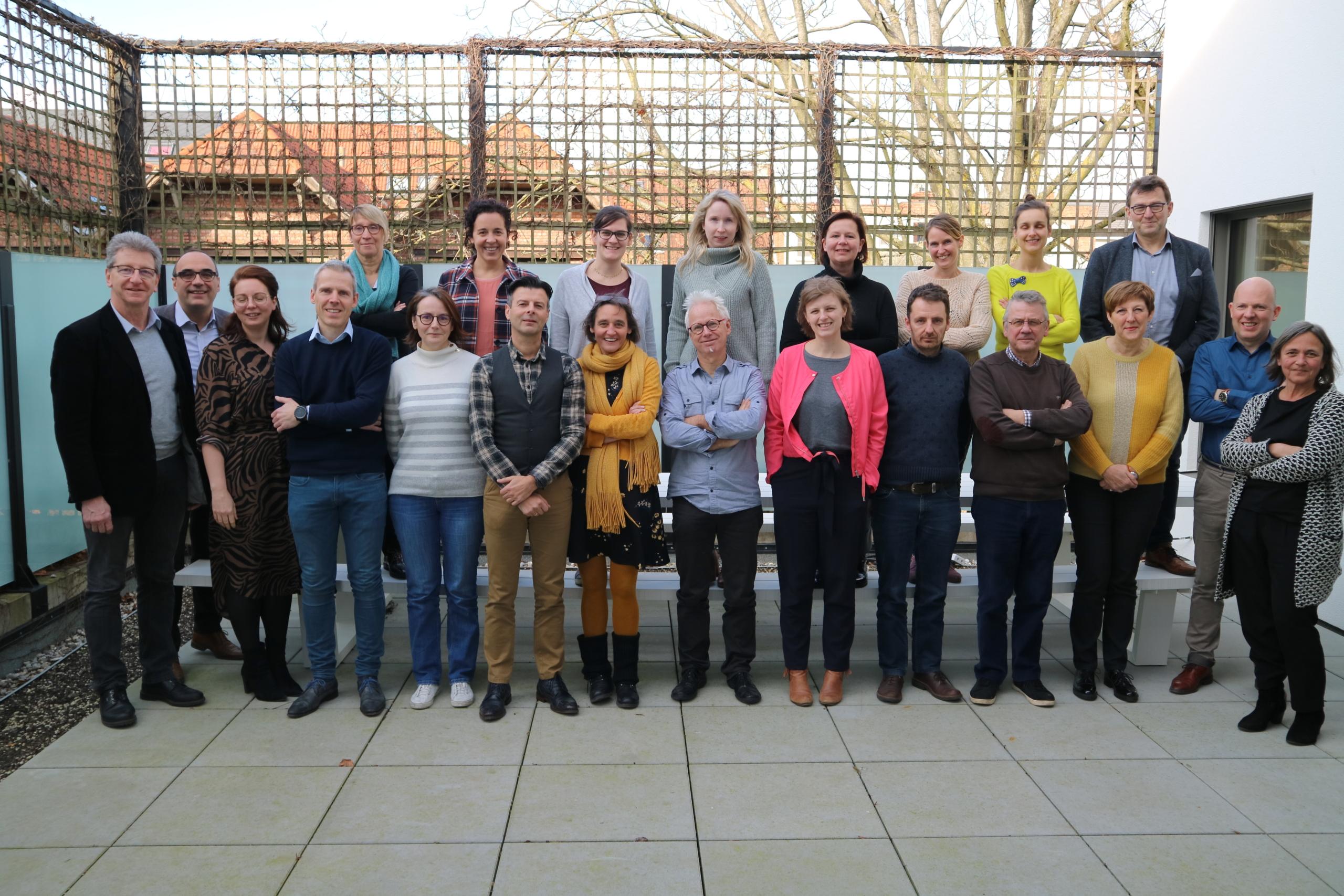 Beleidsgroep welzijnskoepel regio Rivierenland