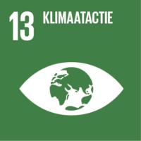 Pictogram van SDG klimaatactie