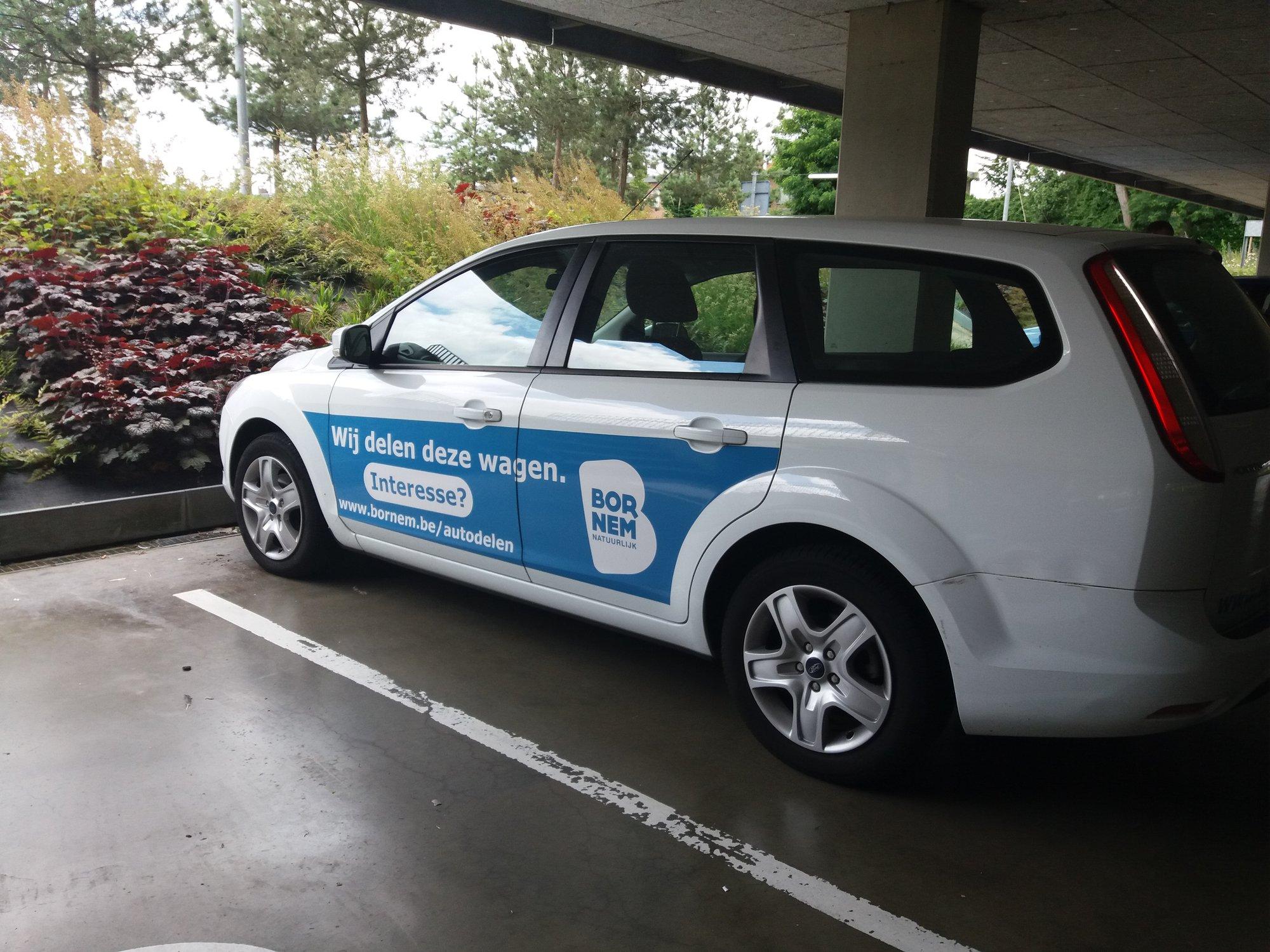 Autodelen heeft potentieel in regio Rivierenland