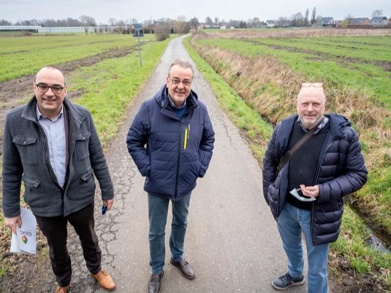 Groen licht voor start KMO De Hutten Berlaar