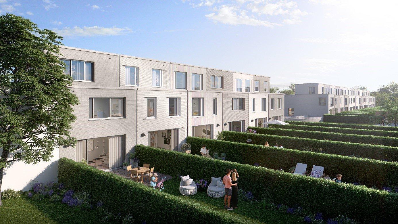 Asperre, een nieuw woonproject van IGEMO en Willemen Real Estate