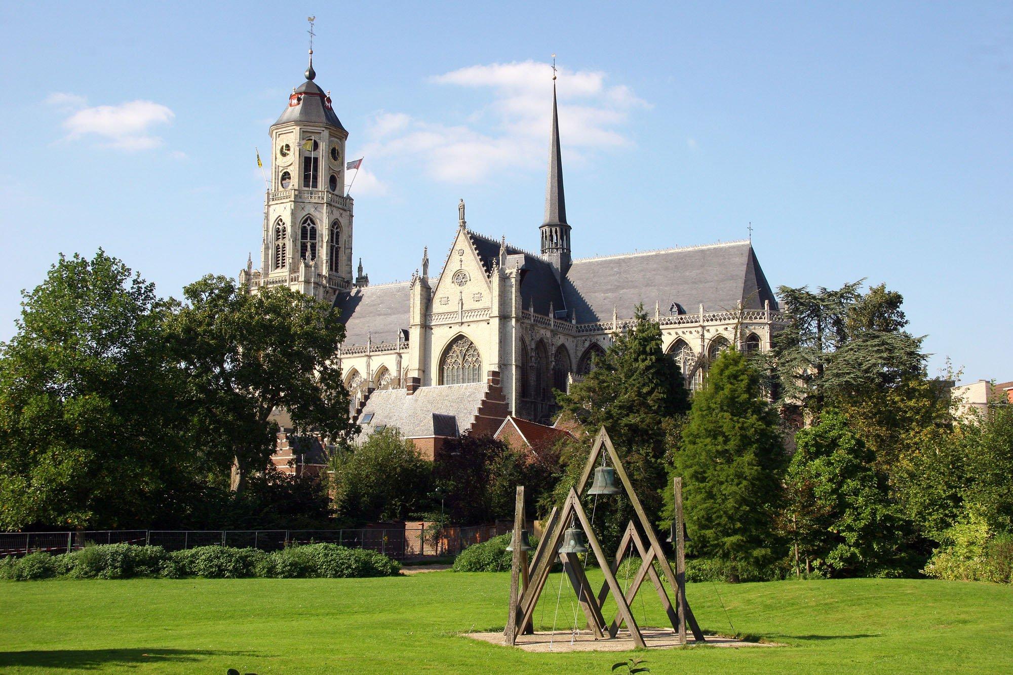 Ontdek ons religieus patrimonium tijdens de Open Kerkendagen!