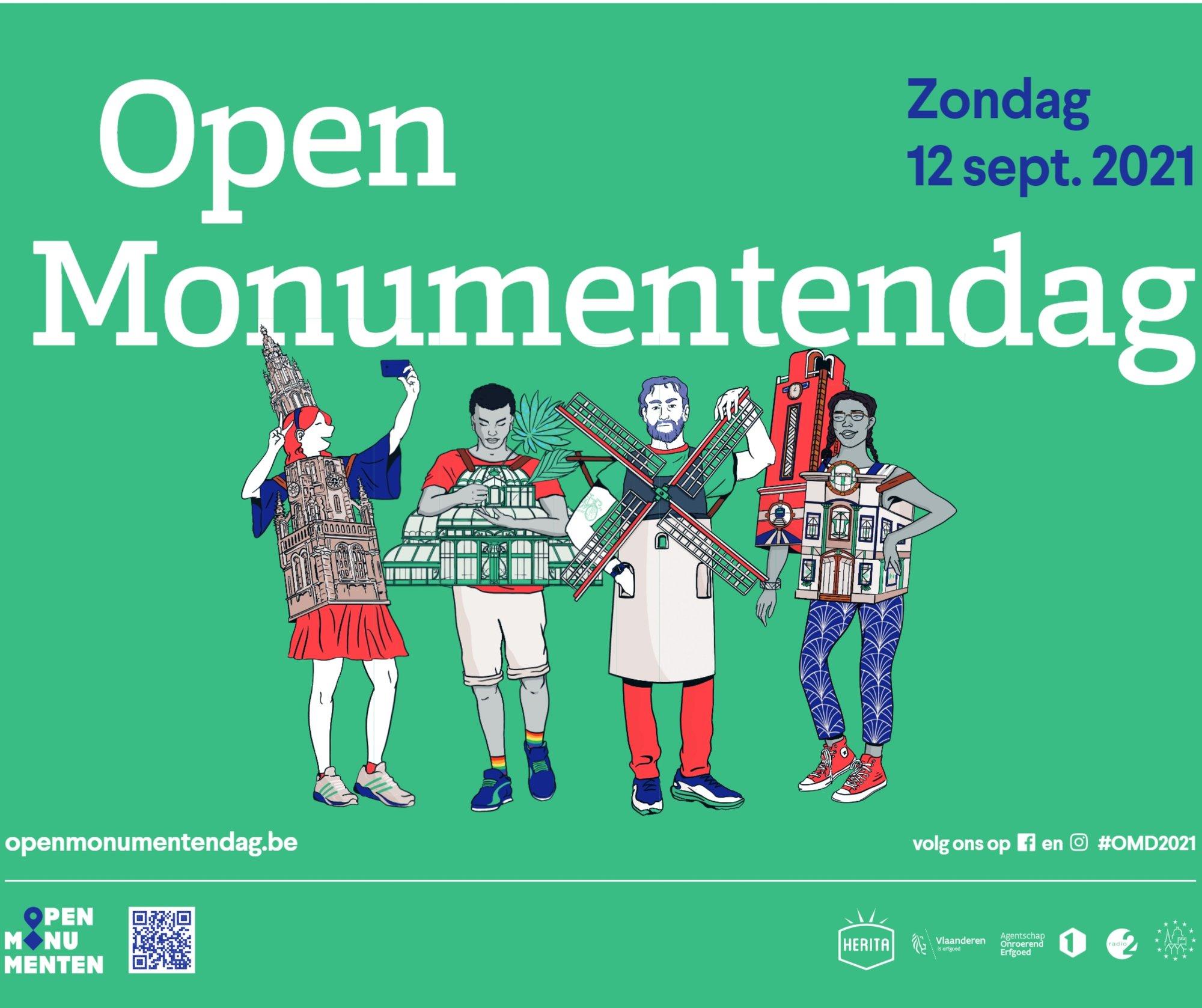 Open Monumentendag: de stad Lier zoekt onthaalvrijwilligers!