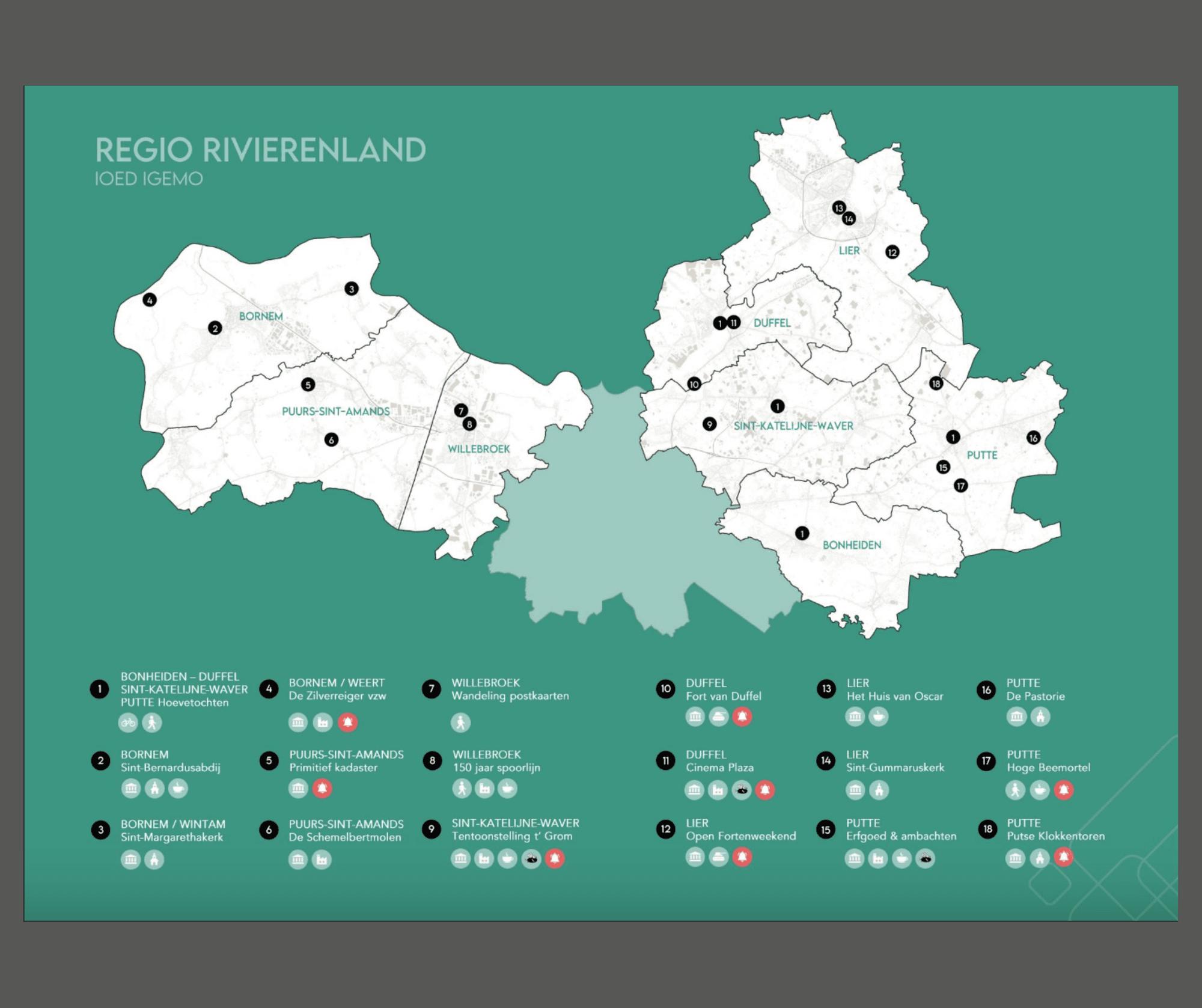 Open Monumentendag: op het programma in de regio Rivierenland