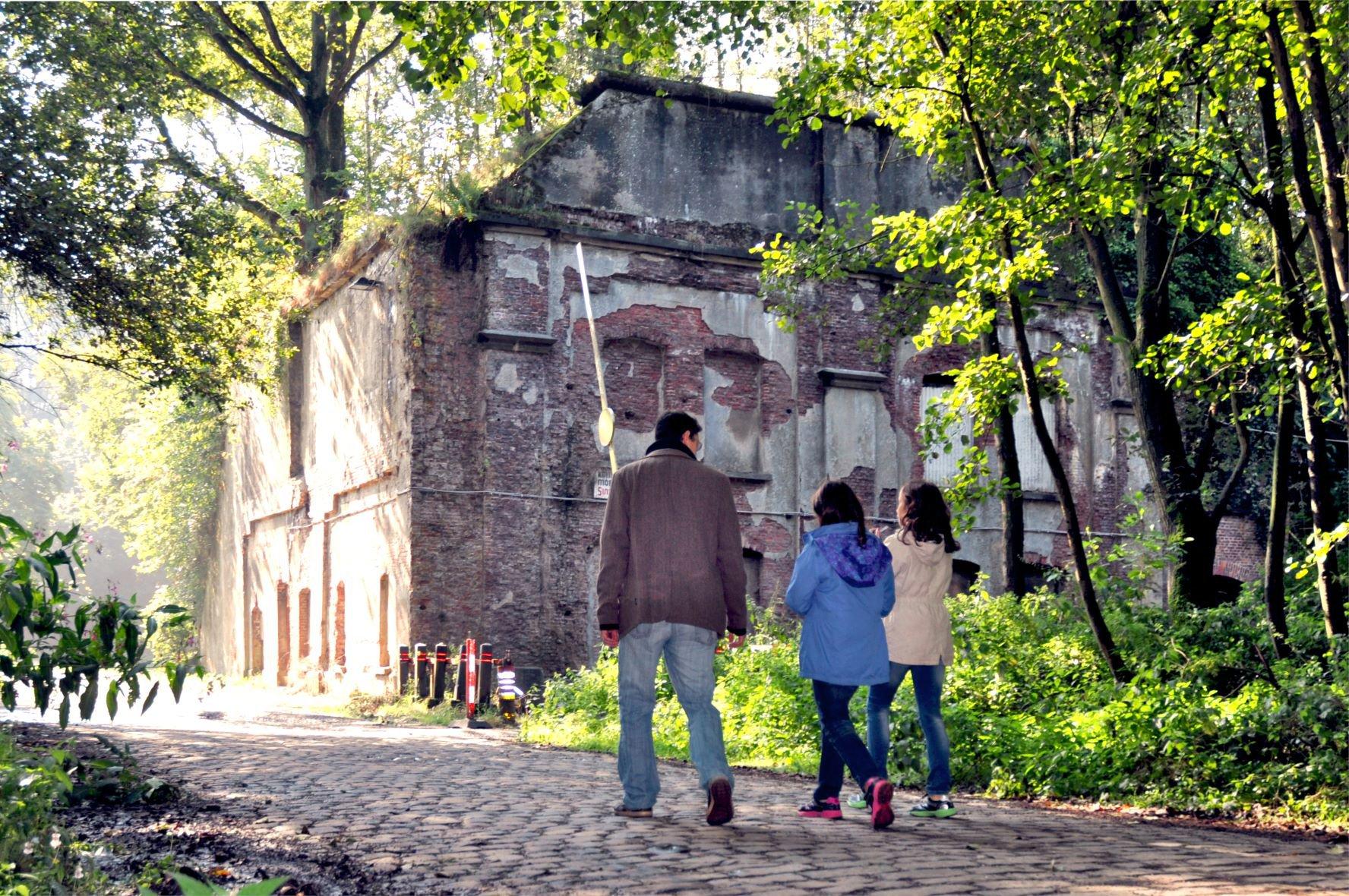Open Monumentendag: wegdromen over/bij het Fort van Lier