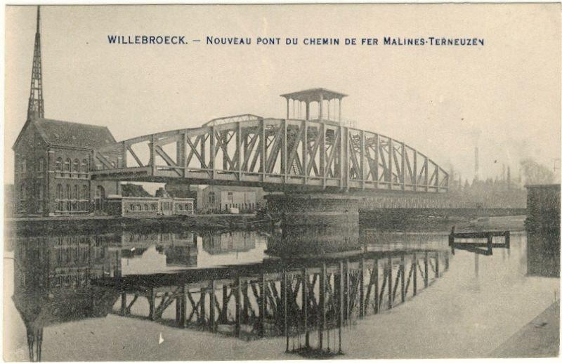 Open Monumentendag: ontdek Willebroek langs 150 jaar oude spoorlijn